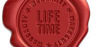 Life time Guarantee